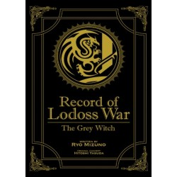 Record of Lodoss War Novel The...