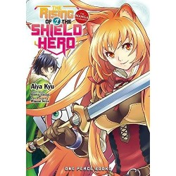 Rising of the Shield Hero Manga V02