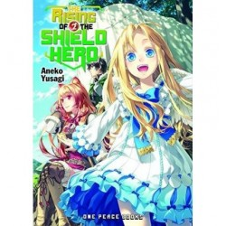 Rising of the Shield Hero Novel V02