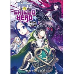 Rising of the Shield Hero Novel V03