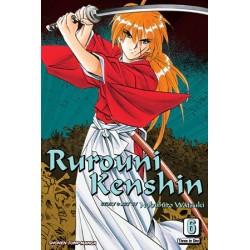 Rurouni Kenshin VizBig V06
