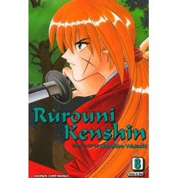 Rurouni Kenshin VizBig V08
