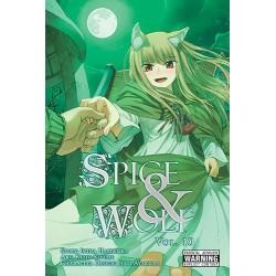 Spice & Wolf Manga V10