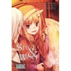 Spice & Wolf Manga V12