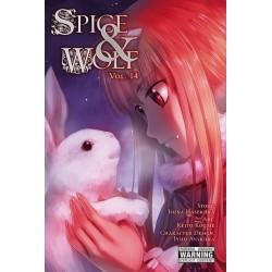 Spice & Wolf Manga V14