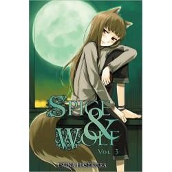 Spice & Wolf Novel V03