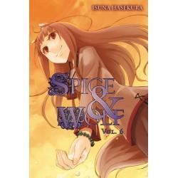 Spice & Wolf Novel V06