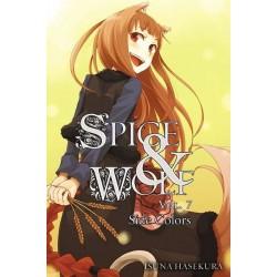 Spice & Wolf Novel V07