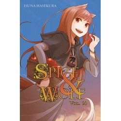 Spice & Wolf Novel V14
