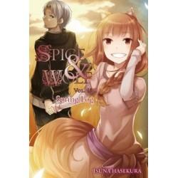 Spice & Wolf Novel V18 Spring Log
