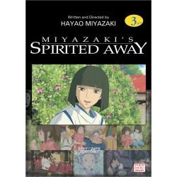 Spirited Away Film Comic V03