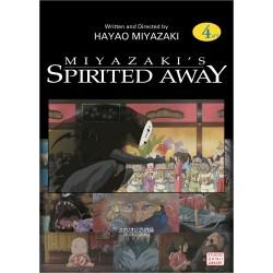 Spirited Away Film Comic V04