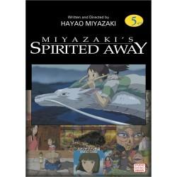Spirited Away Film Comic V05