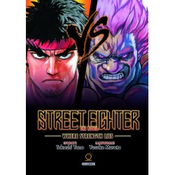 Street Fighter Novel: Where...
