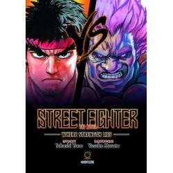 Street Fighter Novel: Where...