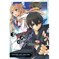 Sword Art Online: Aincrad V01