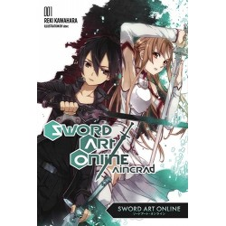 Sword Art Online Novel V01 Aincrad