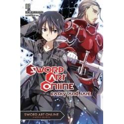 Sword Art Online Novel V08 Early...