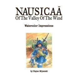 The Art of Nausicaa of the Valley...