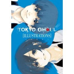 Tokyo Ghoul Illustrations Zakki
