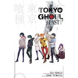 Tokyo Ghoul Novel Past