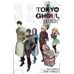 Tokyo Ghoul Novel Void