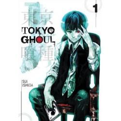 Tokyo Ghoul V01