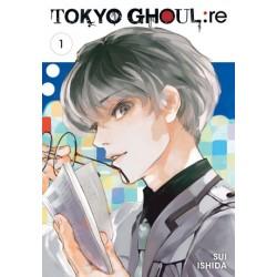 Tokyo Ghoul:Re V01