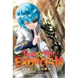 Twin Star Exorcists V04