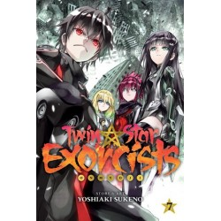 Twin Star Exorcists V07