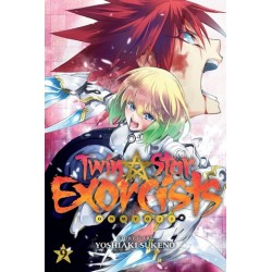 Twin Star Exorcists V09