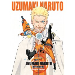 Uzumaki Naruto Illustrations