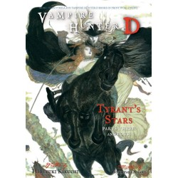 Vampire Hunter D Novel 17