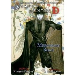 Vampire Hunter D Novel 19