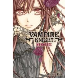 Vampire Knight Memories V01