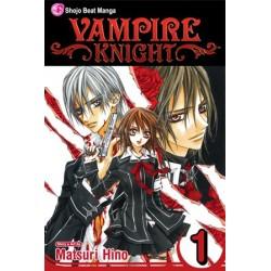 Vampire Knight V01