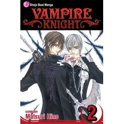 Vampire Knight V02