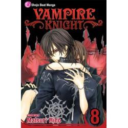 Vampire Knight V08