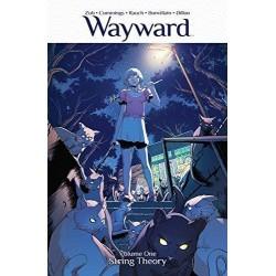 Wayward V01 String Theory