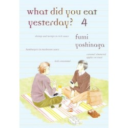 What Did You Eat Yesterday? V04