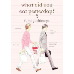What Did You Eat Yesterday? V05