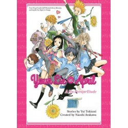 Your Lie in April A Six-Person Etude