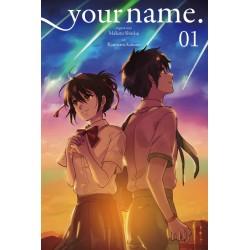 Your Name. Manga V01