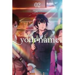 Your Name. Manga V02