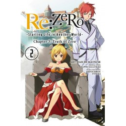 Re:Zero CH03 V02 Truth of Zero Manga