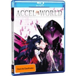 Accel World Part 1 Blu-ray