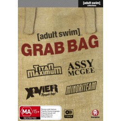 Adult Swim Grab Bag Collection