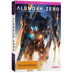 Aldnoah Zero Part 1 Blu-ray