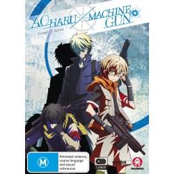 Aoharu X Machinegun DVD Complete...