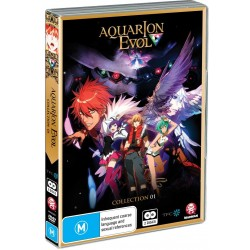 Aquarion Evol Collection 1 DVD...